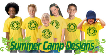Summer Camp T-Shirts