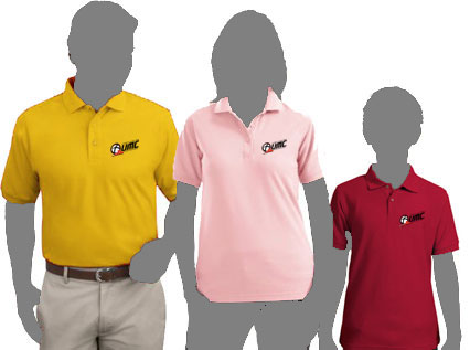 Custom Embroidery Embroidered Staff Shirts